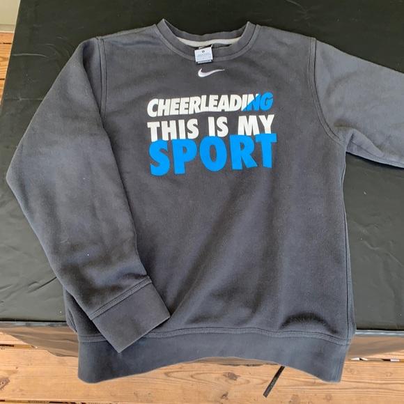 Women's Nike Sweatshirt (limited edition)
